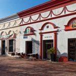 Centro histórico Santa Marta