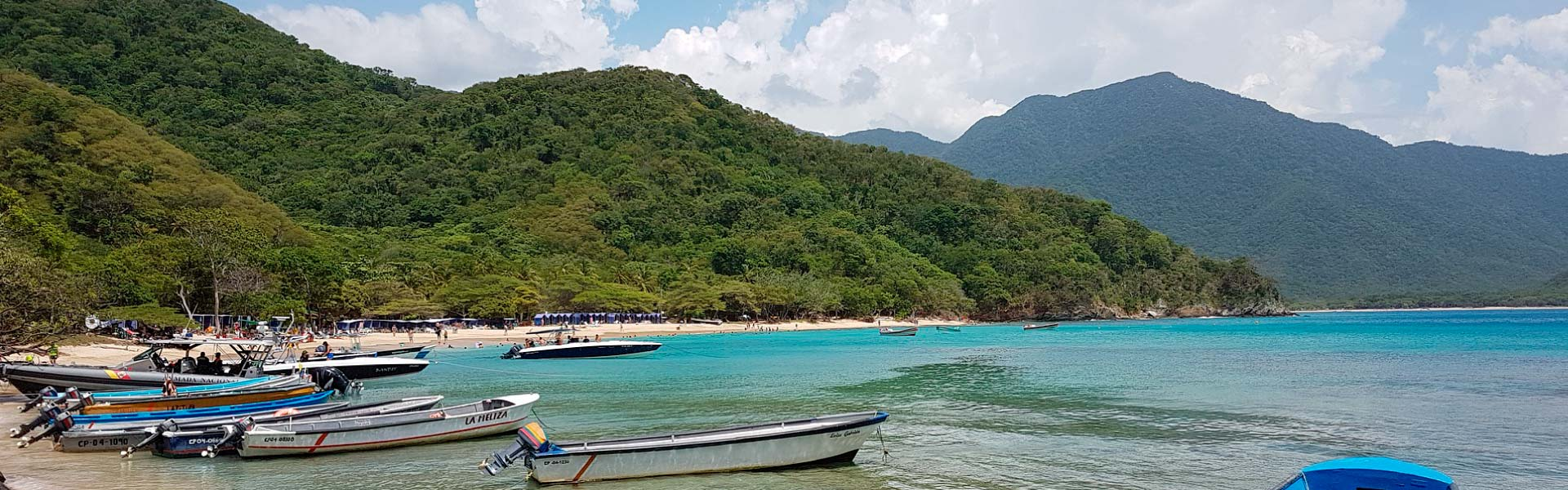 Viaja a las mejores playas del Parque Tayrona