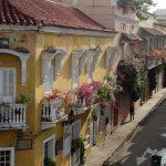 centro arquitectónico e histórico de Cartagena de Indias