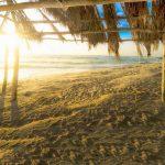 Atardecer en playas de La Guajira