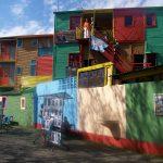 Barrio La Boca en Buenos Aires