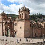 Catedral de la ciudad de Cusco, Perú