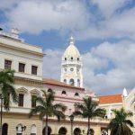 Centro histórico de ciudad de Panamá