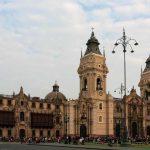 Centro histórico de la ciudad de Lima