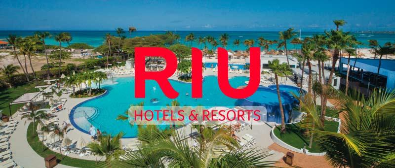 Descuentos en hoteles RIU
