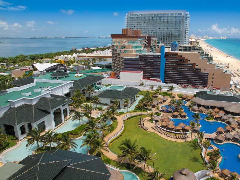 Disfruta la zona hotelera de Cancún