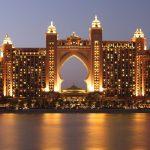 Edificios lujosos de Dubái