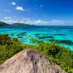 Mar de los siete colores de San Andrés