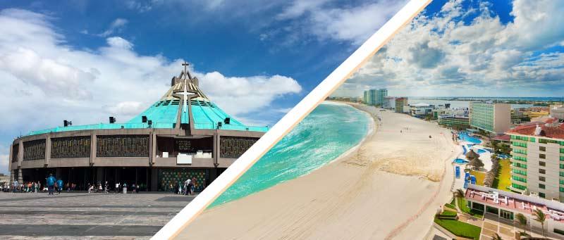 Promociones a México y Riviera Maya