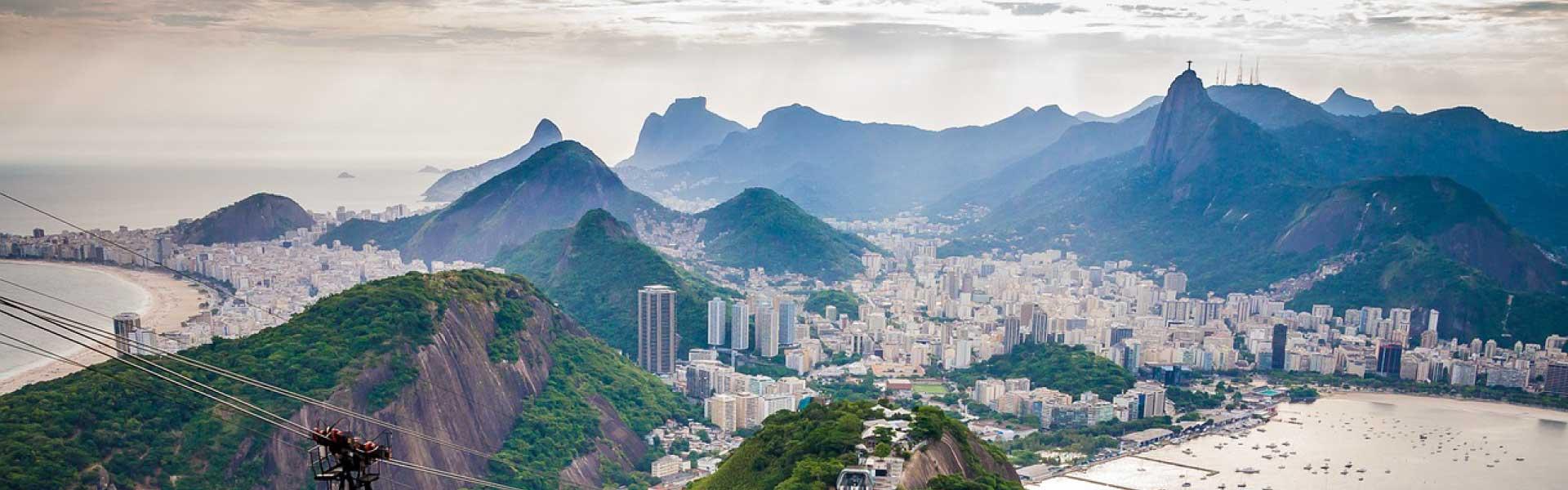 Visita los mejores lugares de Río de Janeiro