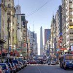Vistas del Obelisco de Buenos Aires