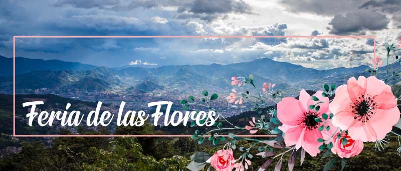 Planes para la Feria de las Flores