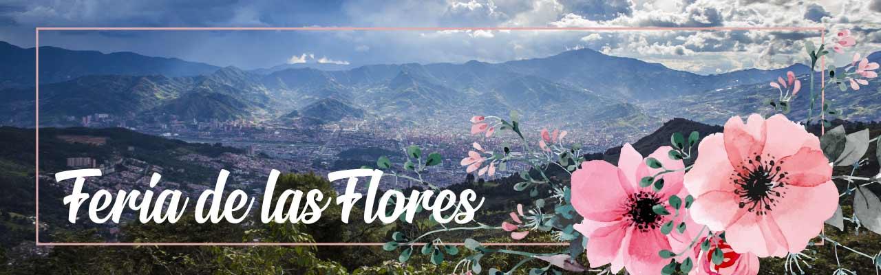 Planes todo incluido a la Feria de las Flores en Medellín